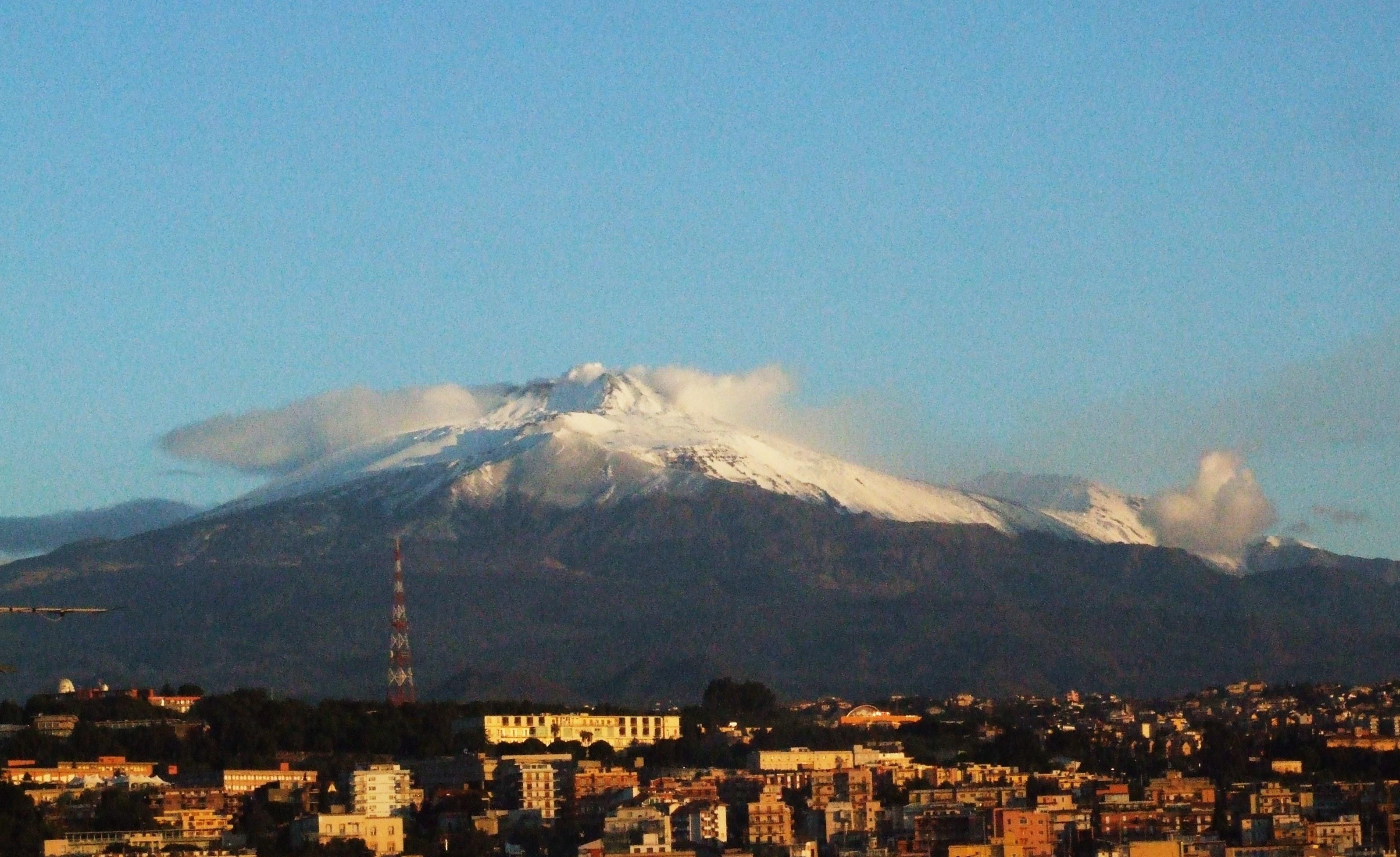 Етна – стъпало към небето