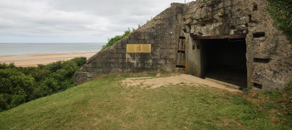 Редица плажове в Нормандия все още пазят останки от укрепителните съоражения на нацистка Гермация