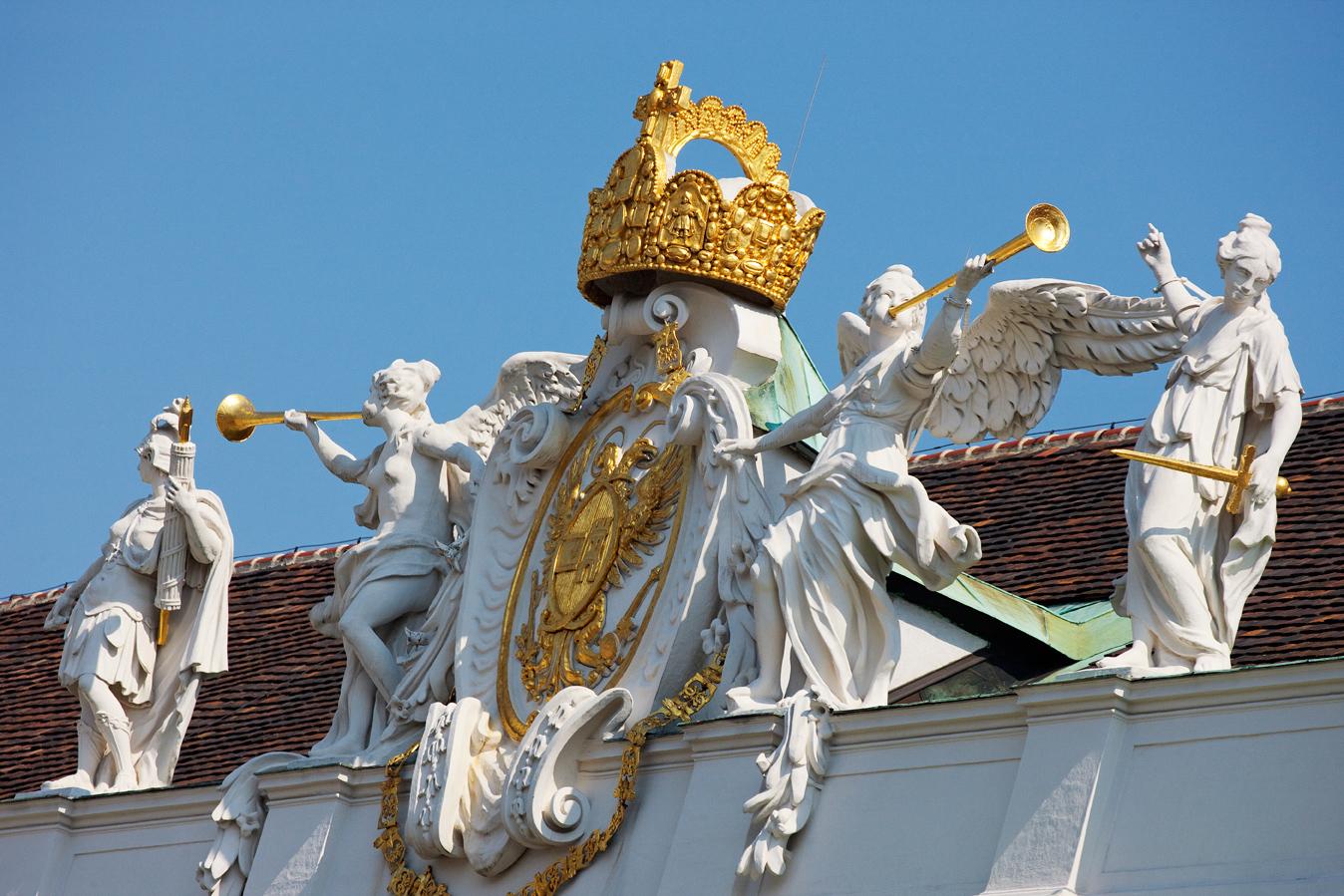 Единствената статуя на Франц – Йосиф I във Виена