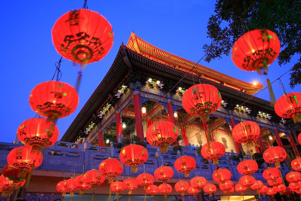 Китайската Нова година в сърцето на Лондон 1