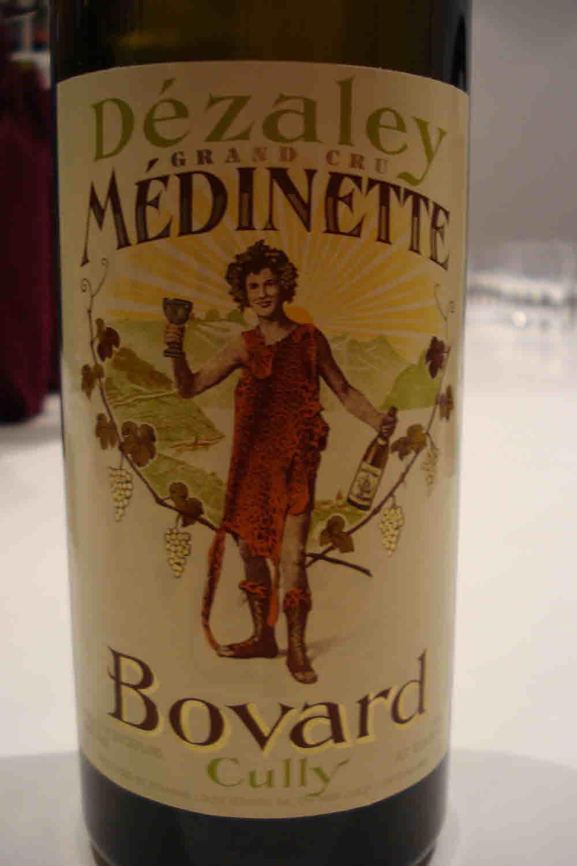 Вино Dezaley
