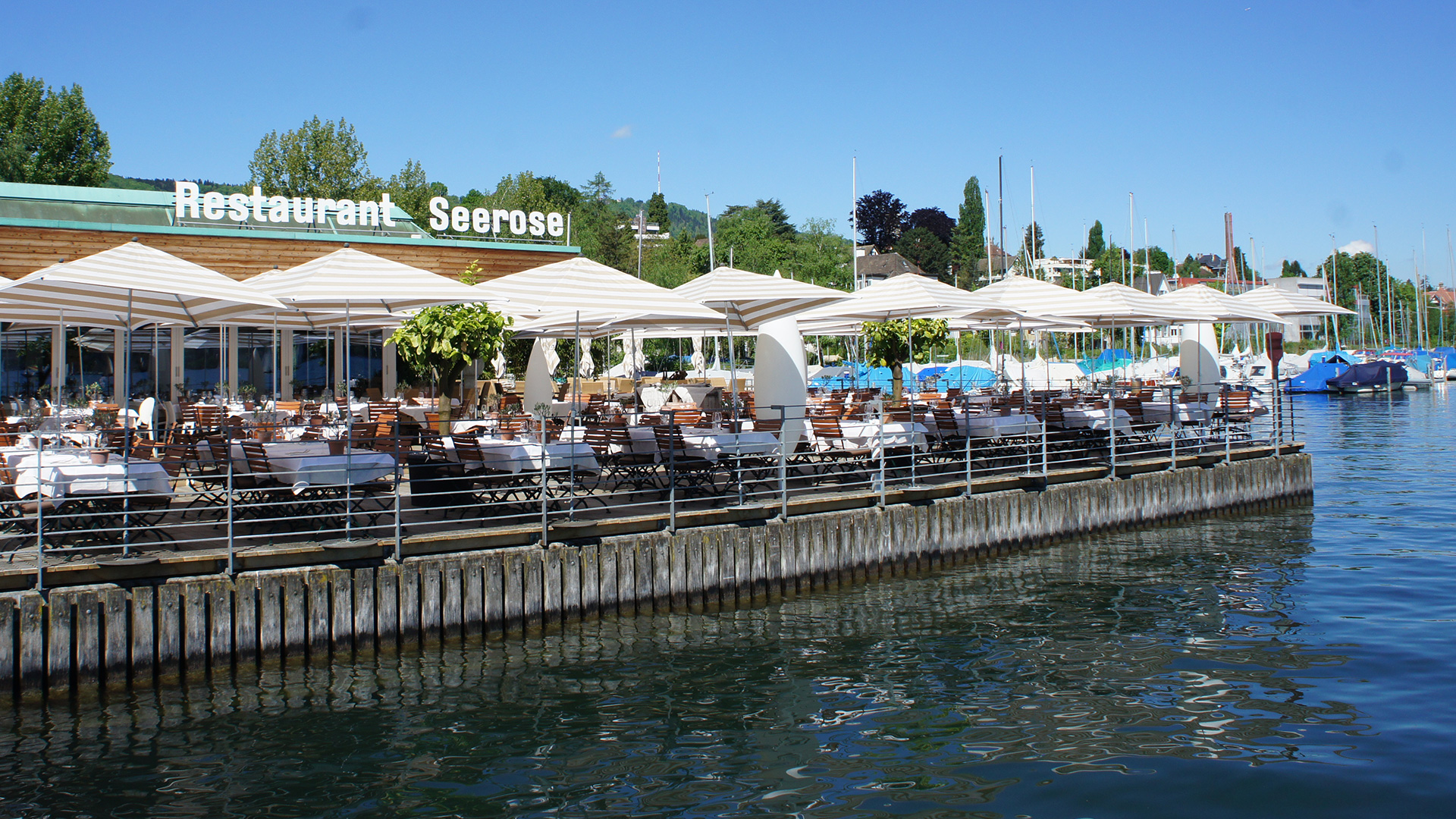 Ресторант в Цюрих