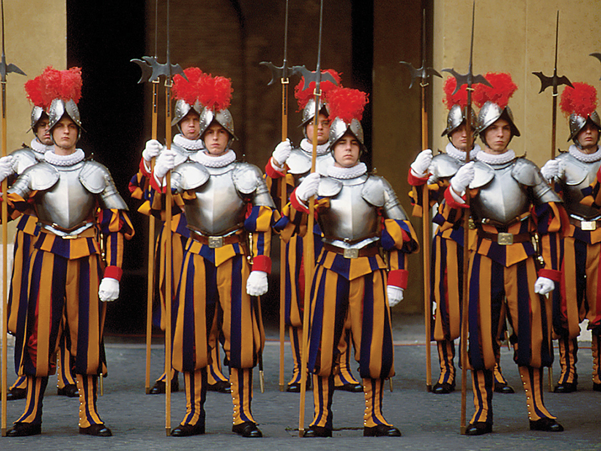 swiss-guard