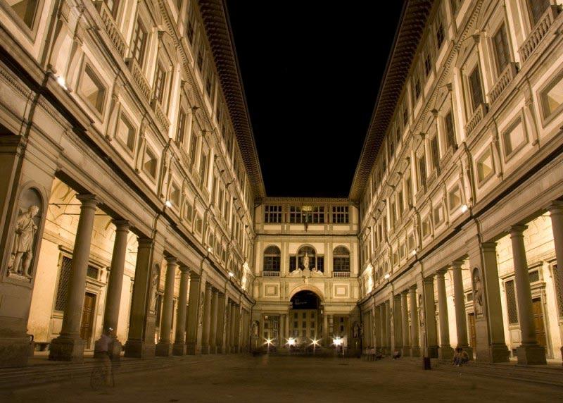 Флорентинската Галерия Уфици – кралицата на ренесансовото изкуство