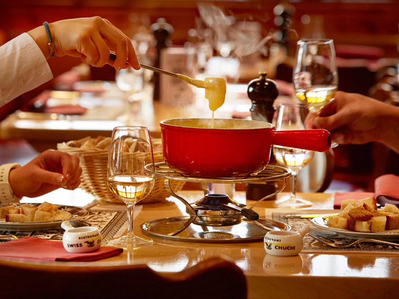 Кулинарните изненади на Швейцария