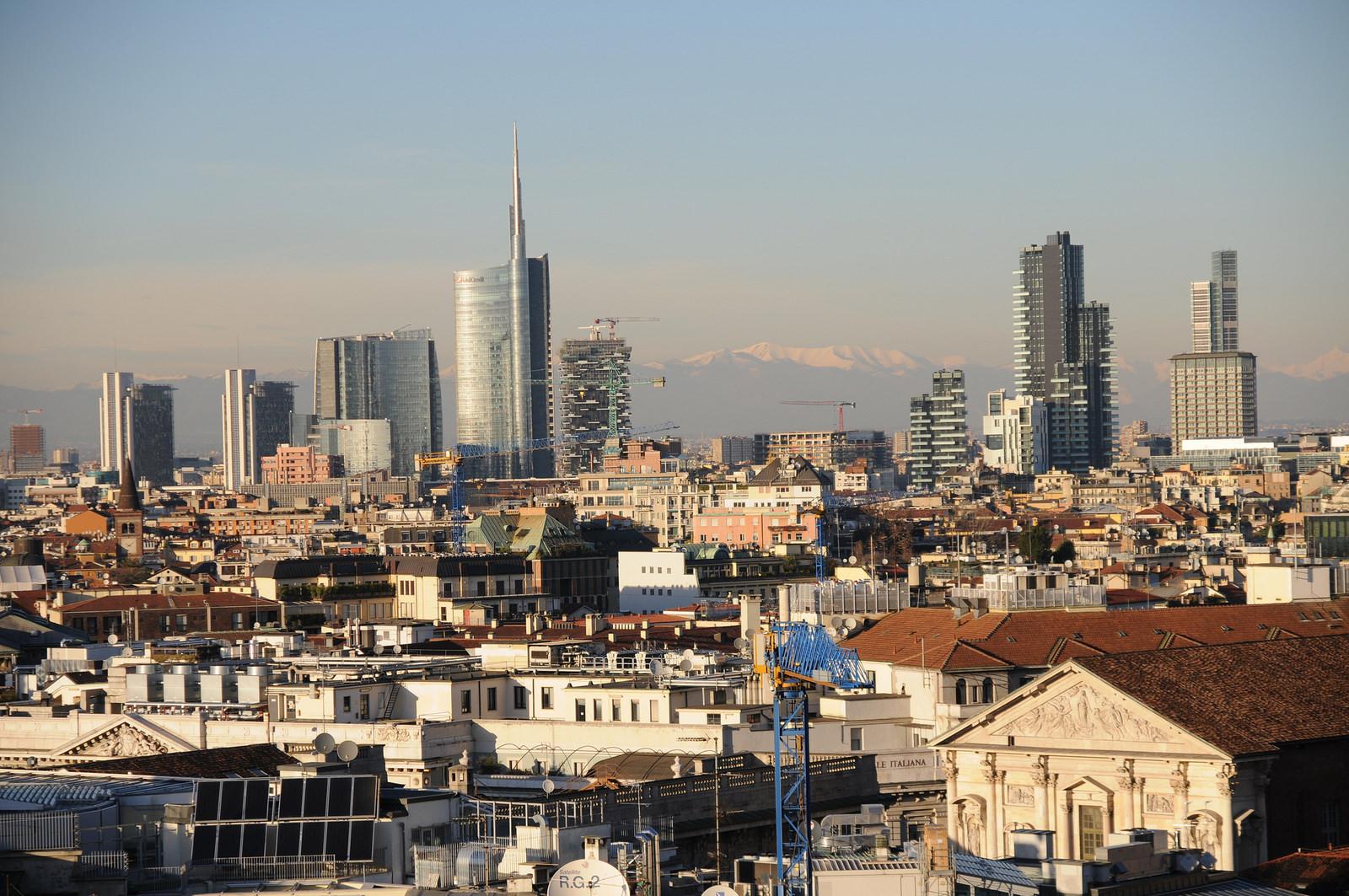 Милано – другата Италия 1