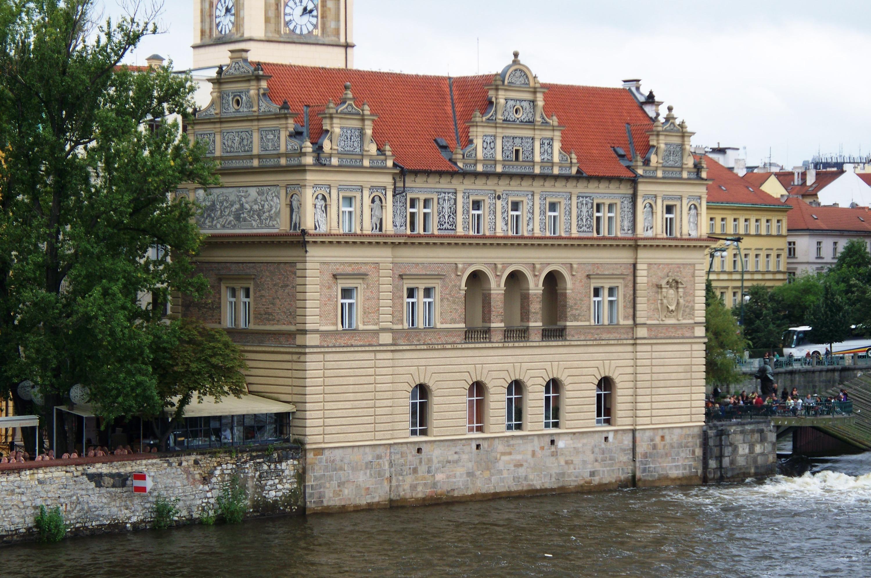 Smetana_Museum_in_Prague