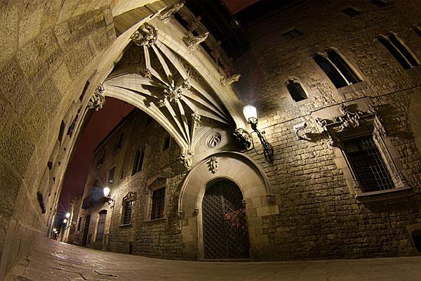 Барио Готик - старият квартал на Барселона 2