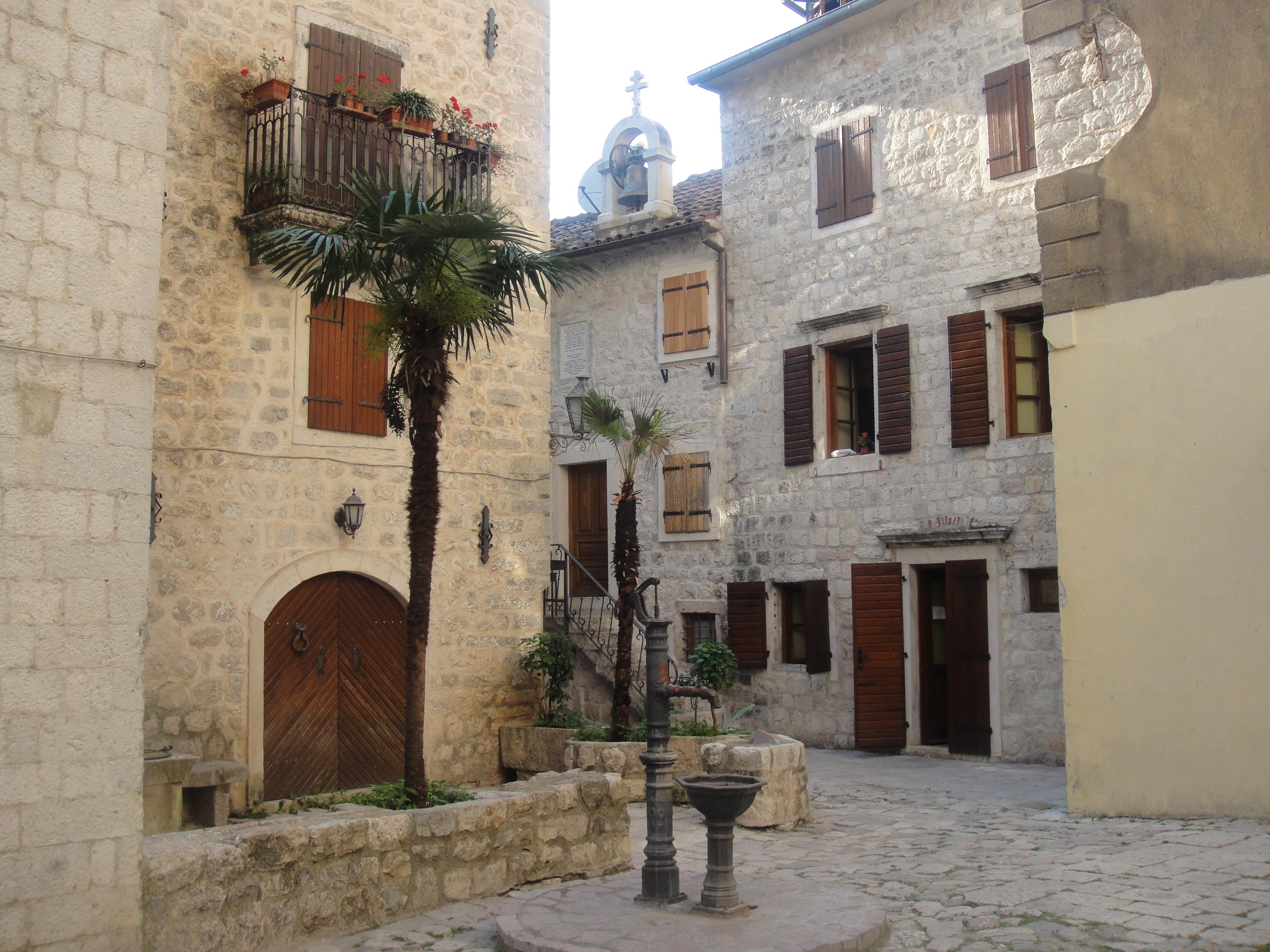 kotor-old-town