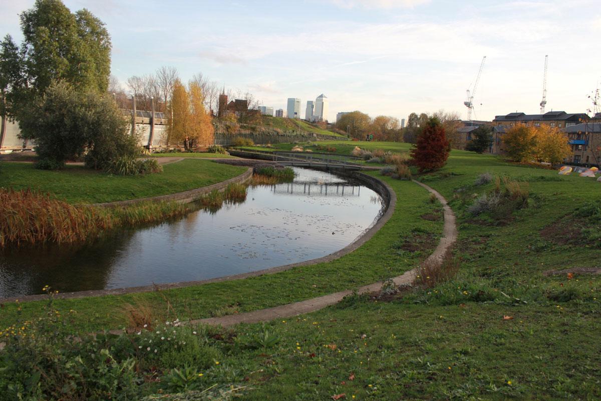 Парковете на Лондон – очароващи и изненадващи 7