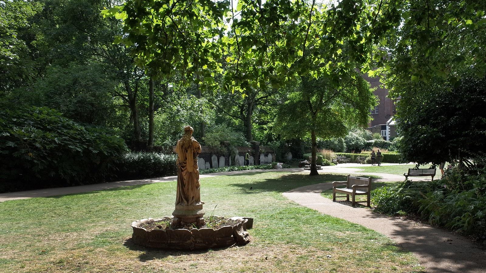 Парковете на Лондон – очароващи и изненадващи 4