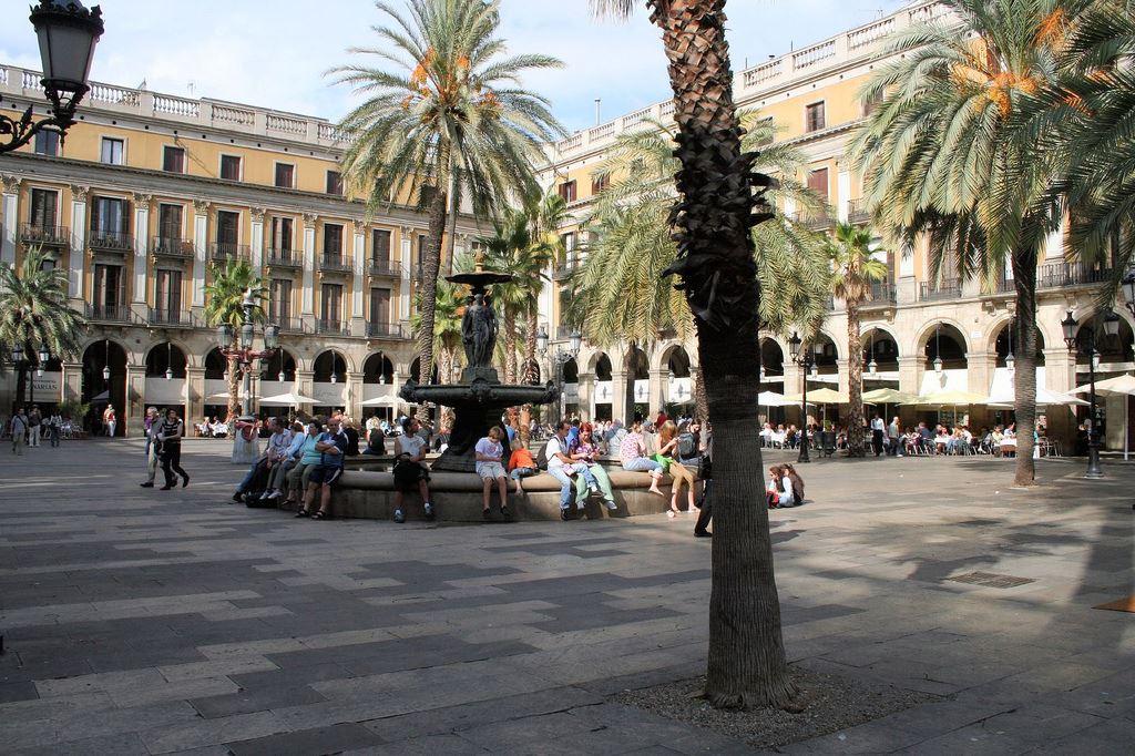 Барио Готик - старият квартал на Барселона 8