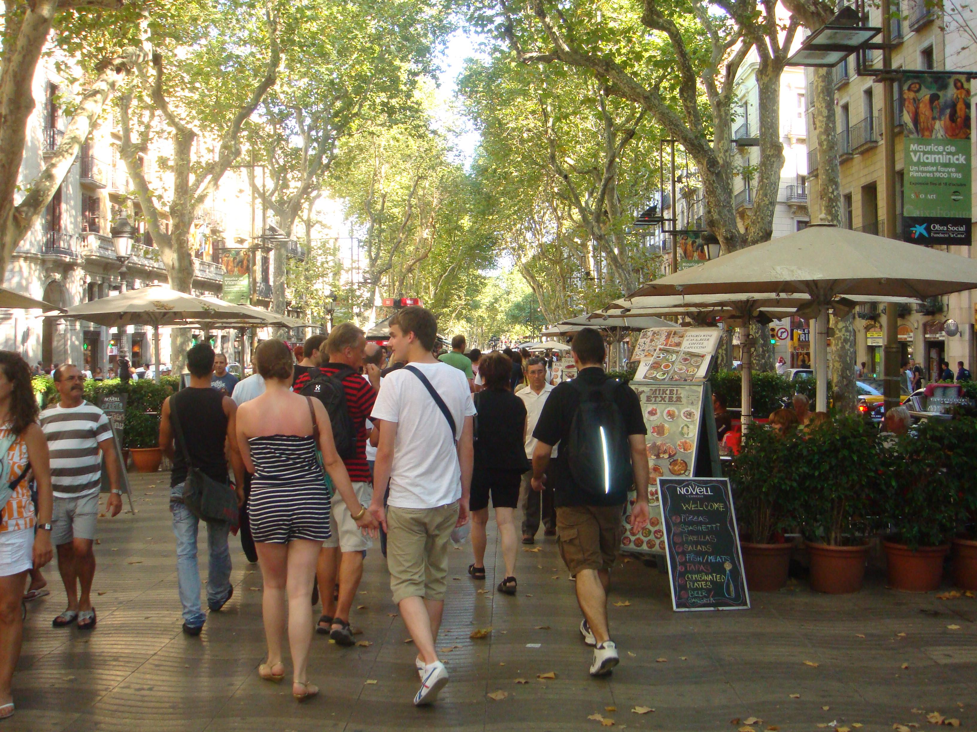 Барио Готик - старият квартал на Барселона 7