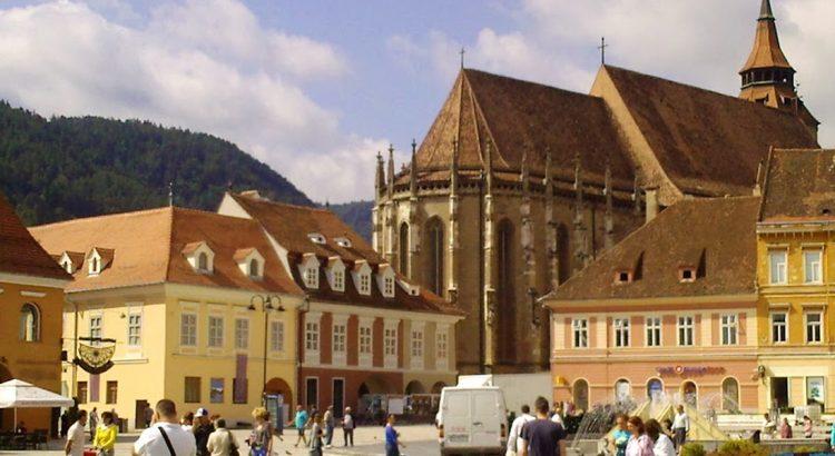 Брашов – древният център на Трансилвания