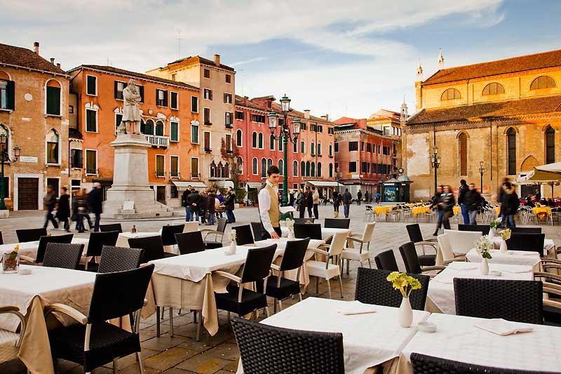 Най-добрите квартални ресторанти във Венеция 1