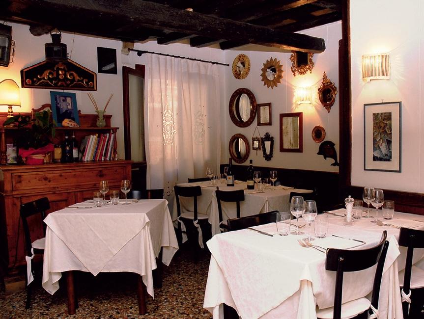 Най-добрите квартални ресторанти във Венеция 3