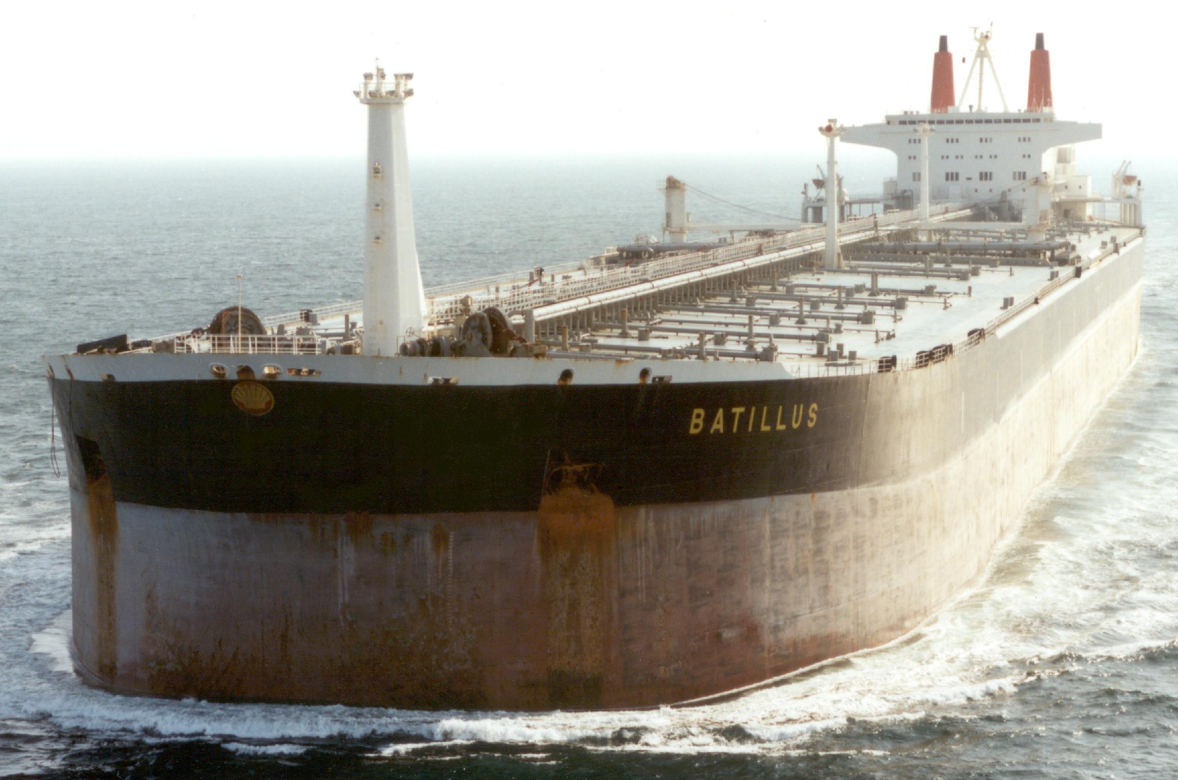 batillusslargest tanker
