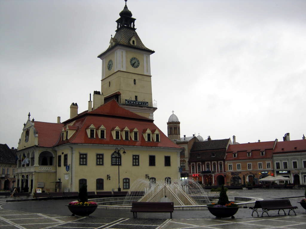 brasov Старото кметство