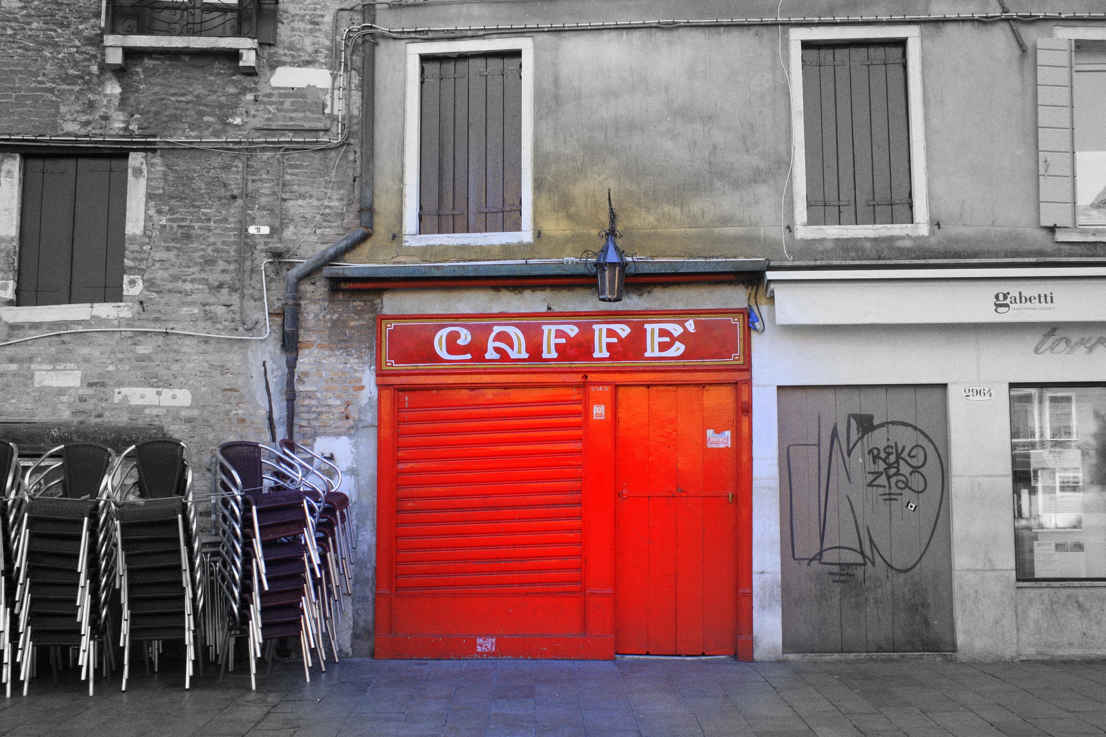 Най-добрите места във Венеция за кафе и питие с приятел 1