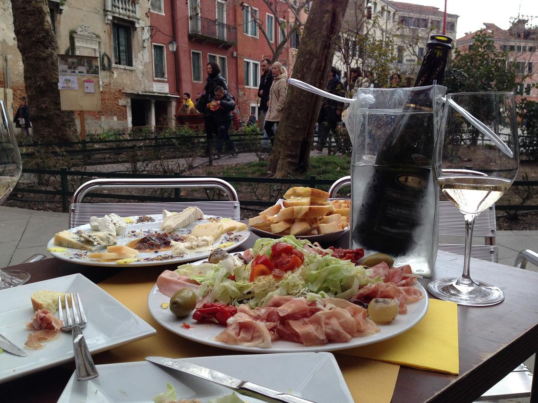 Най-добрите места във Венеция за кафе и питие с приятел 5