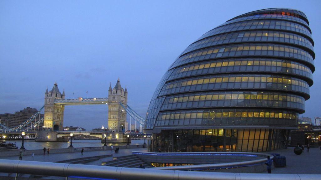 Кметството в Лондон 2