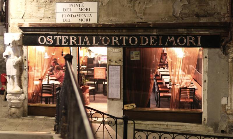 Най-добрите квартални ресторанти във Венеция 7