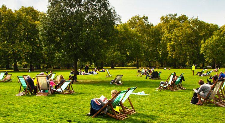 Парковете на Лондон – очароващи и изненадващи