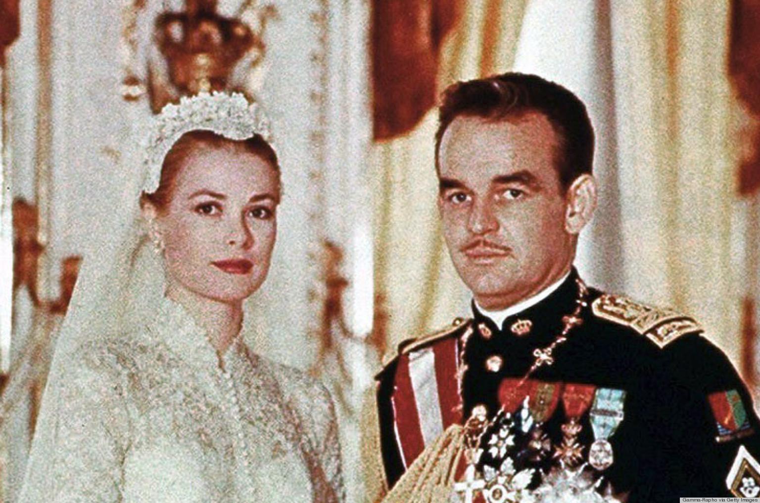 Wedding Of Rainier III, Prince of Monaco And Princess Grace