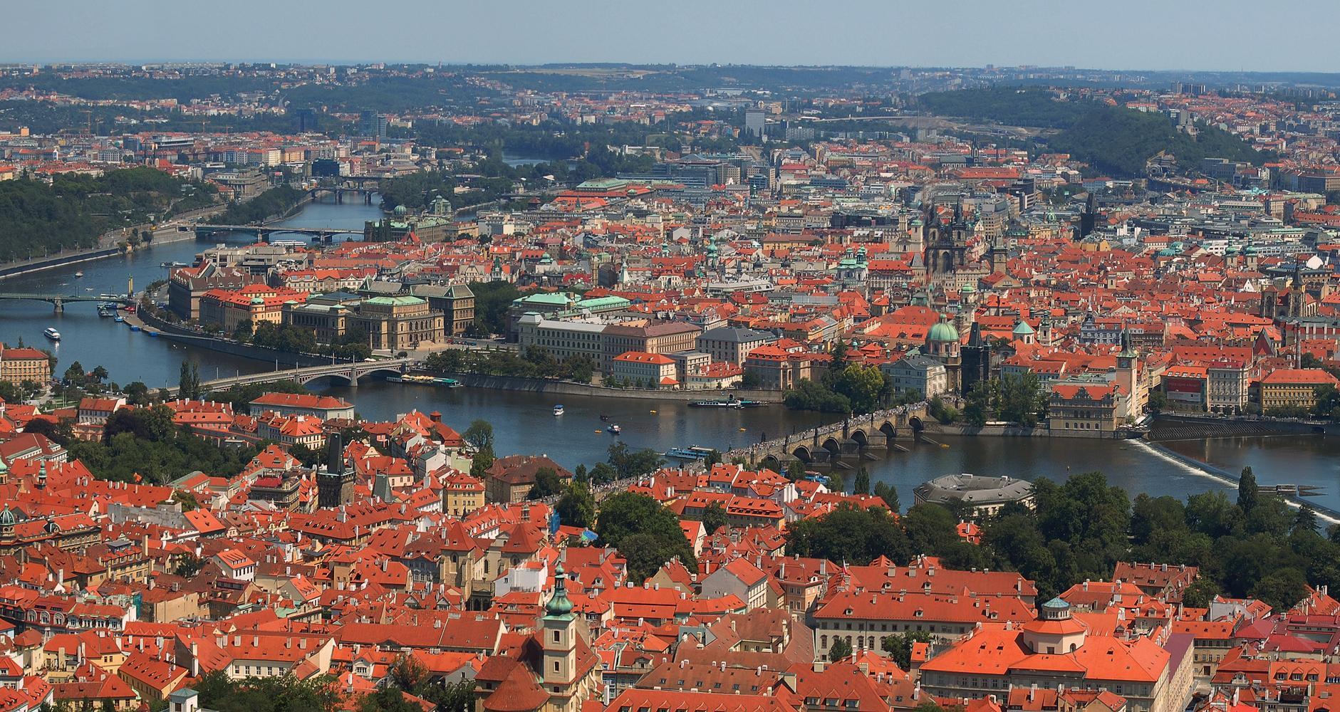 Прага - градът на чудесата - 1