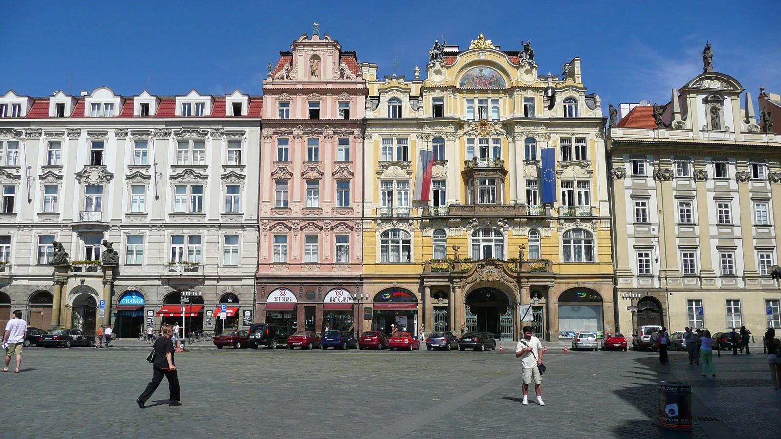 Прага - градът на чудесата - 2