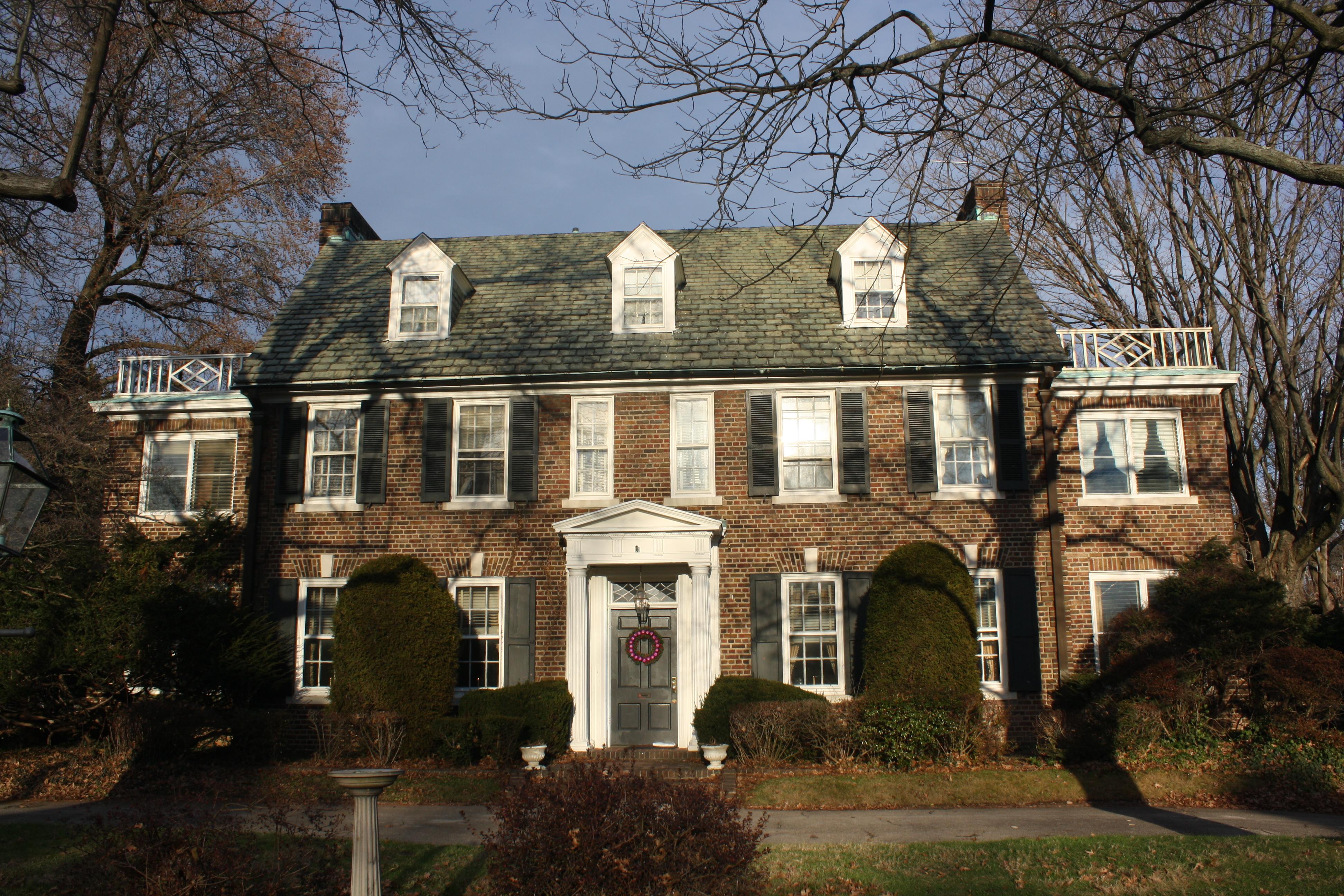 The_Kelly_Family_House_in_East_Falls,_Philadelphia