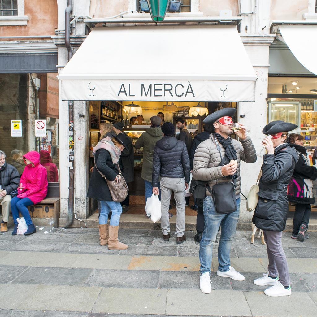Най-добрите места във Венеция за кафе и питие с приятел 9