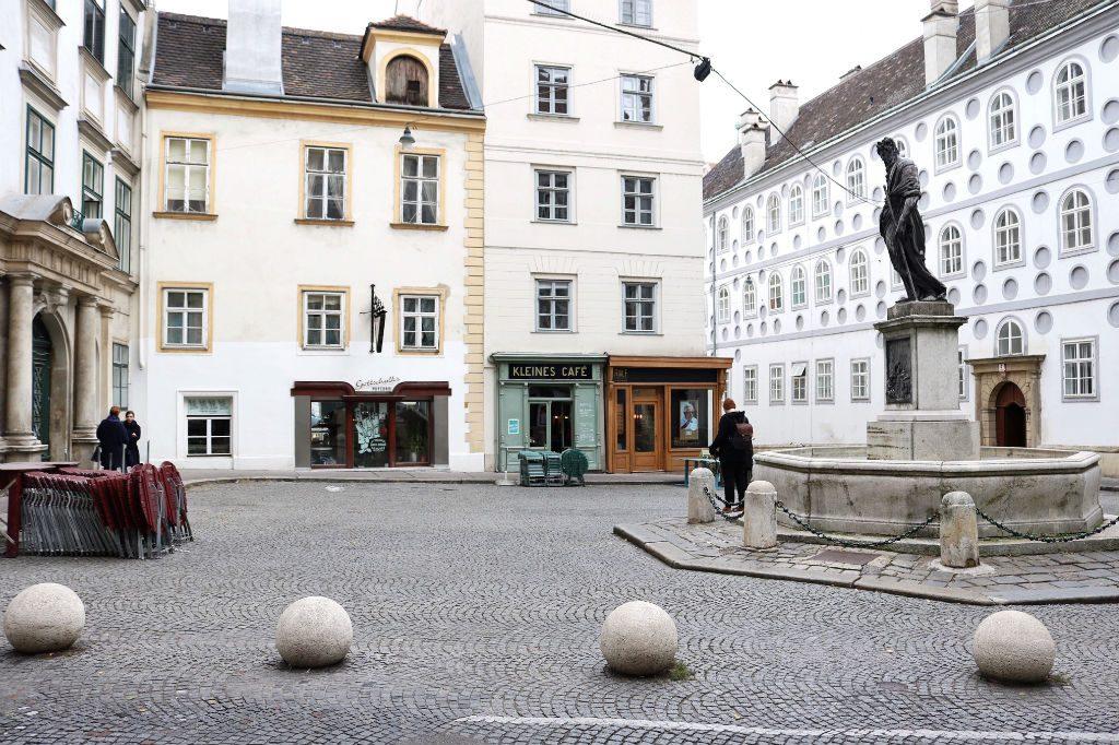 Улица Балгасе – старата Виена - 5