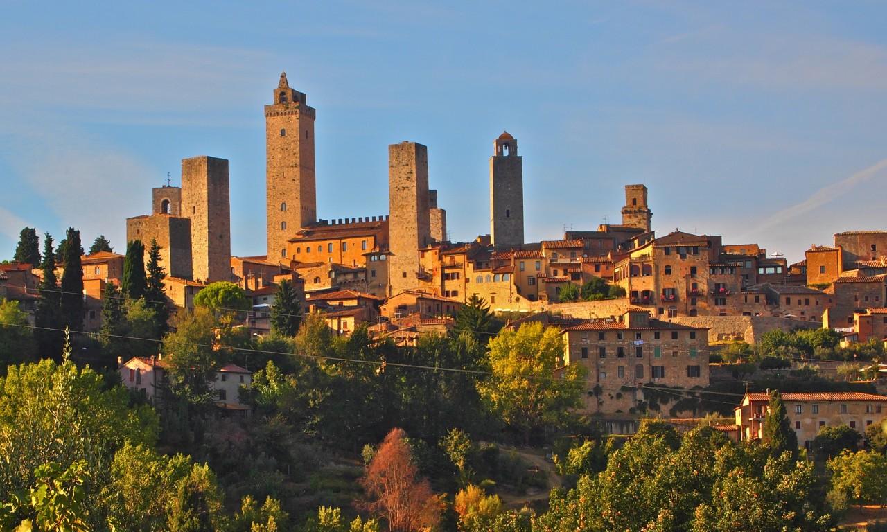 San-Gimignano-Tuscany-Italy-II towers
