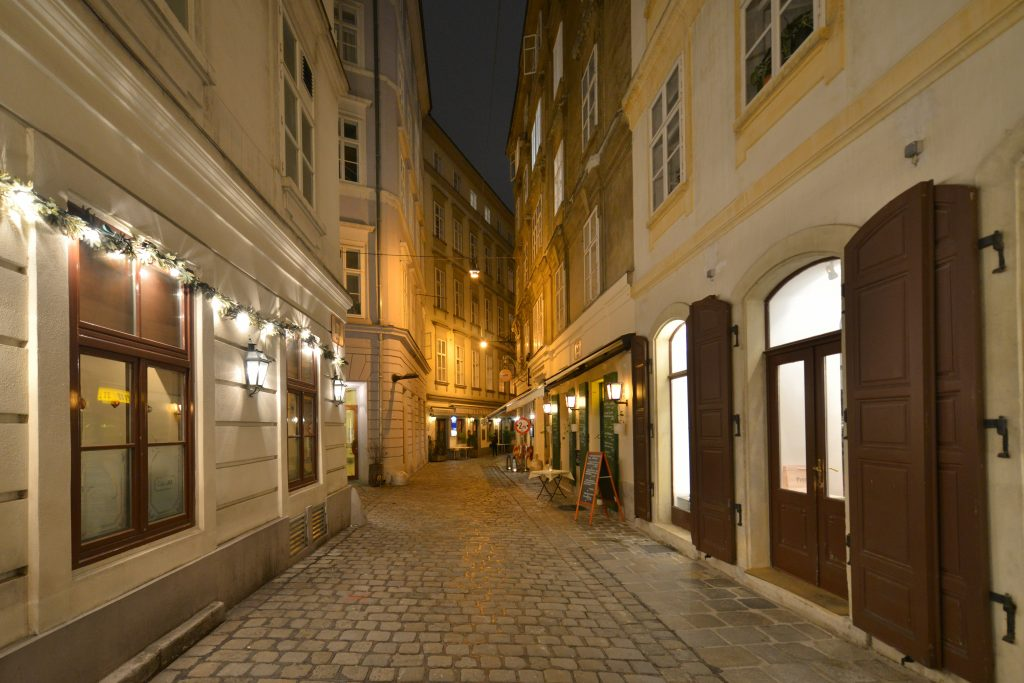 Улица Балгасе – старата Виена - 4