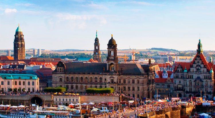 Дрезден – Флоренция на Елба