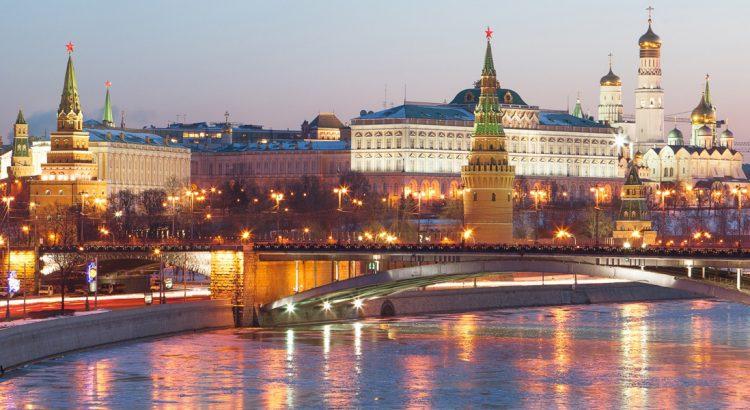 Москва – вечният белокаменен град