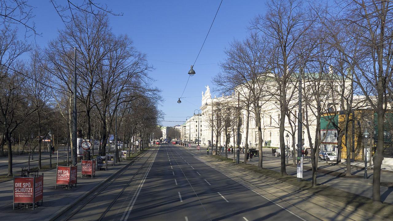 Улица Балгасе – старата Виена - 3
