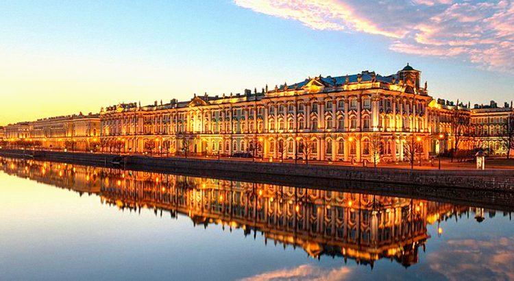 Санкт Петербург – Северната Венеция