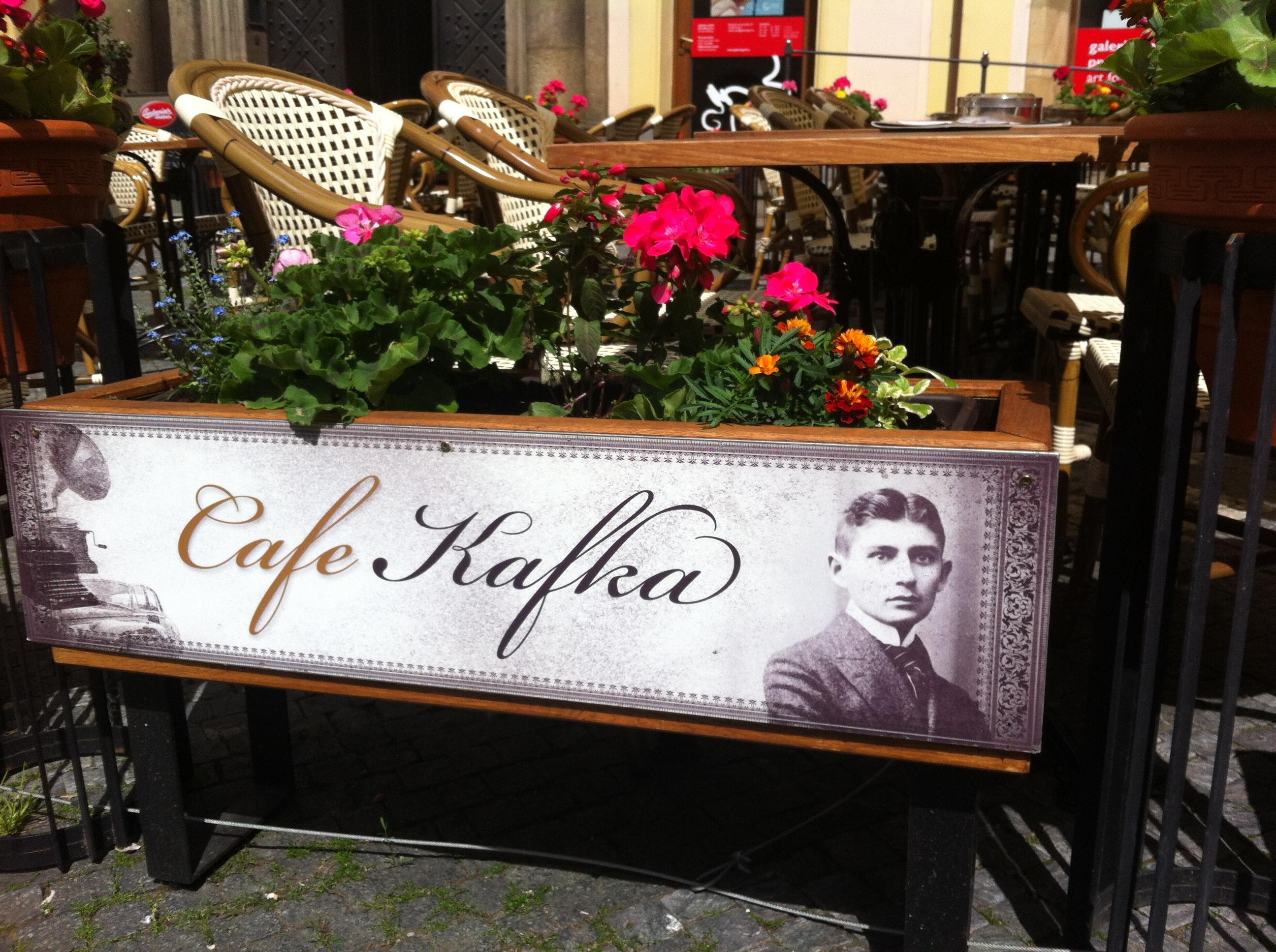 Кафене Кафка