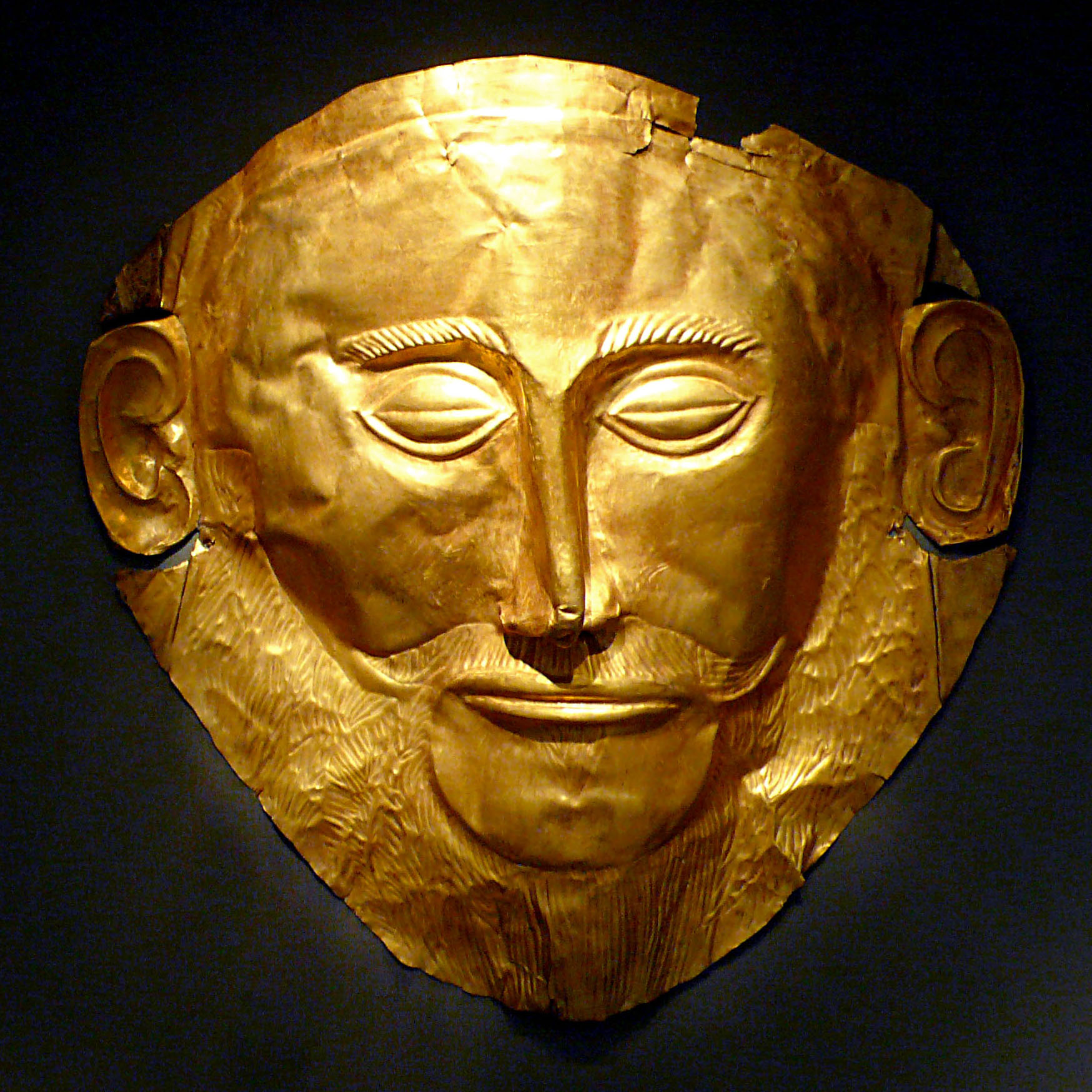 Маската на Агамемнон