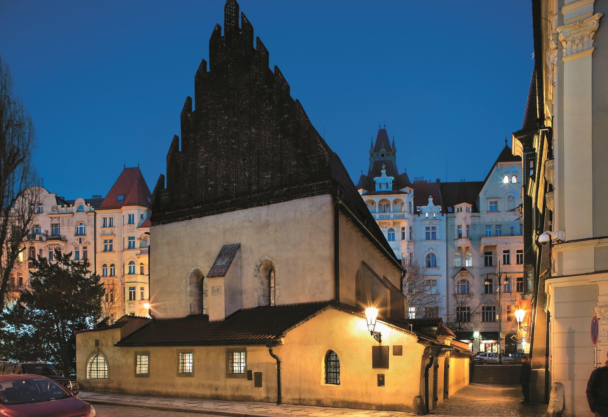 Старо-новата синагога