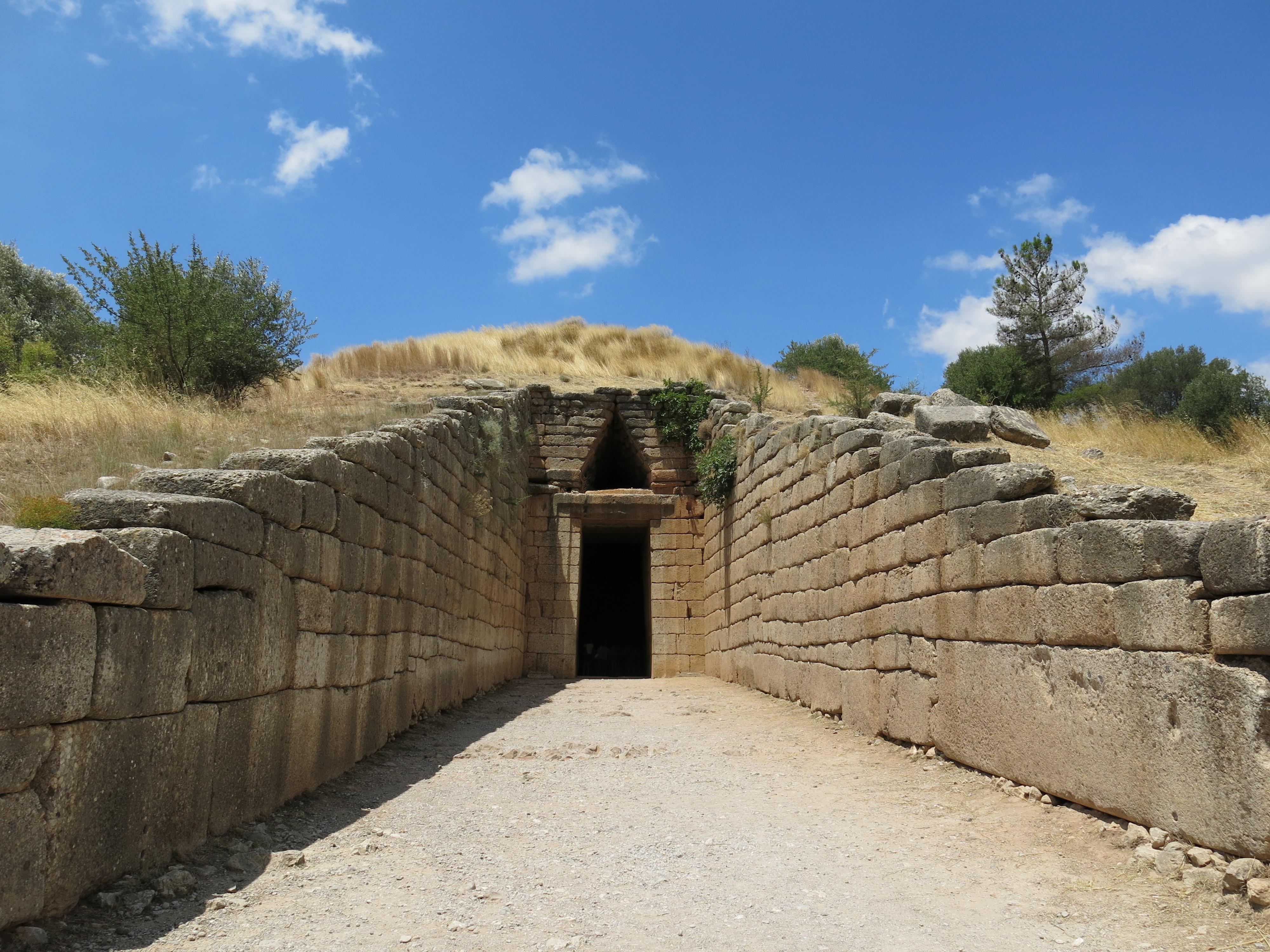 Гробницата на крал Агамемнон