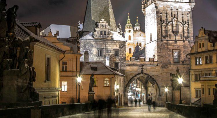 Новогодишна Прага – с вкус и на късмет