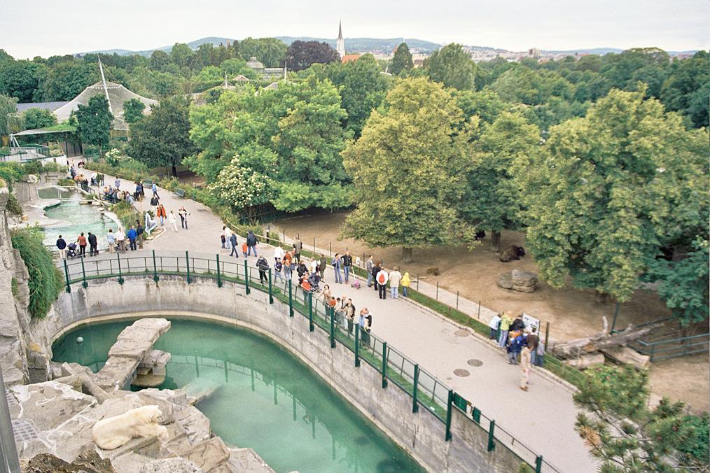 Зоопаркът във Виена – най-старият в света - 1