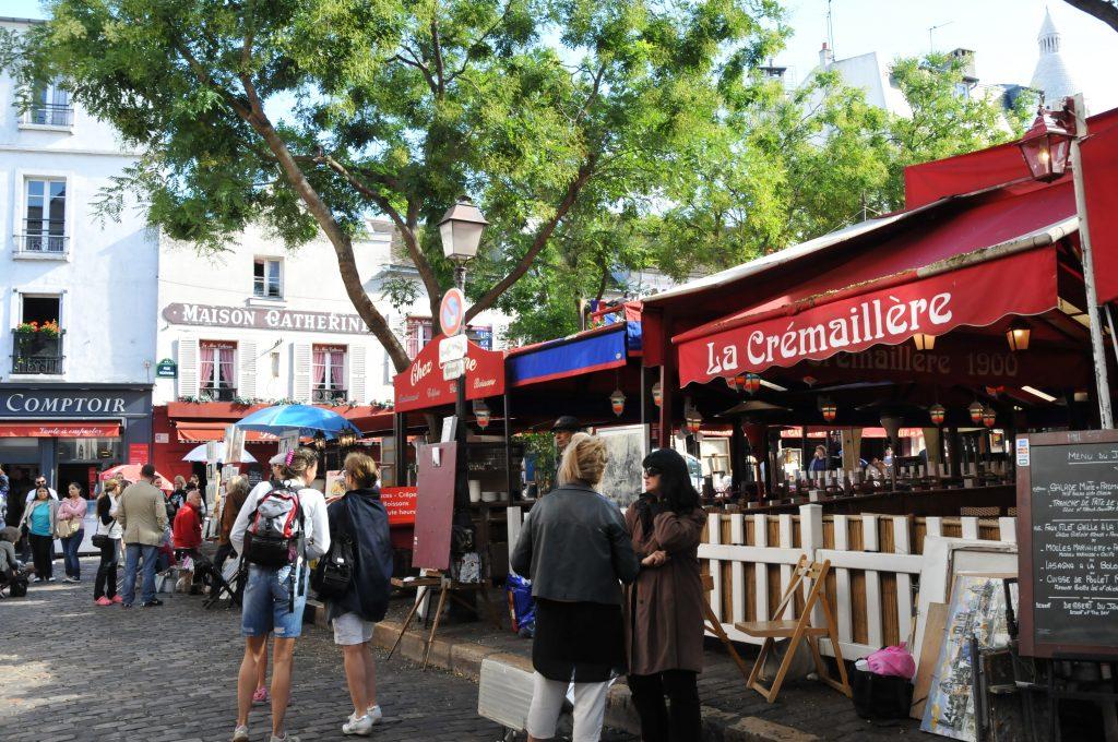 Монмартър – различният Париж - 1