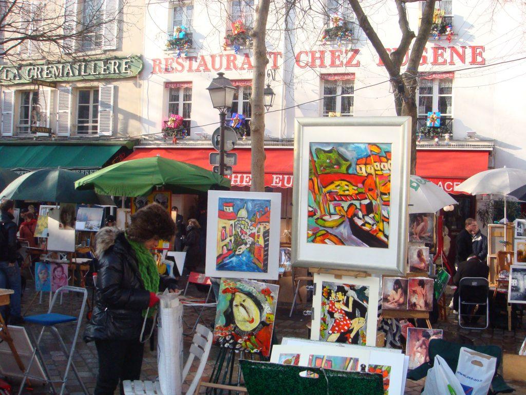 Монмартър – различният Париж - 8