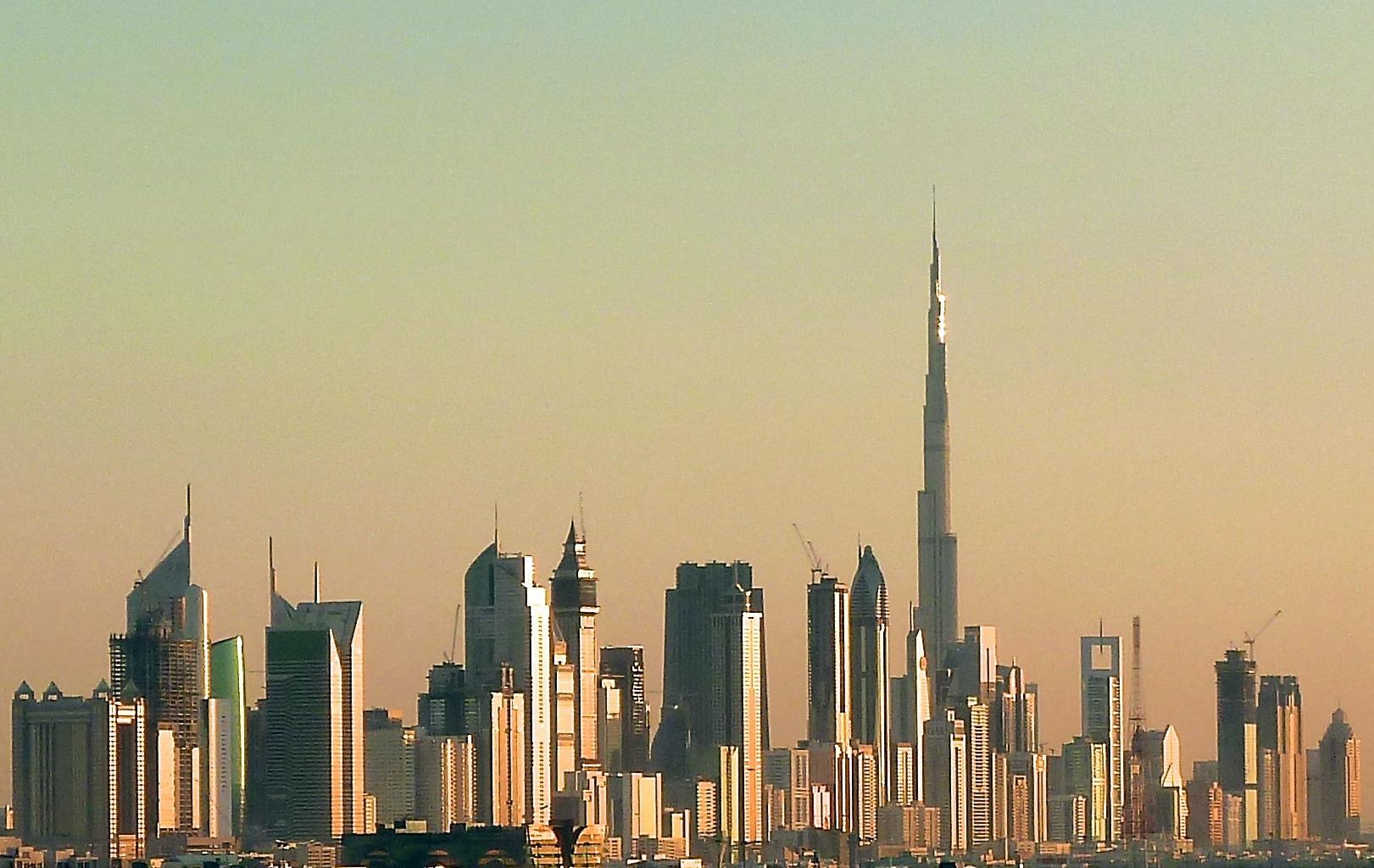 Въртящият се небостъргач
