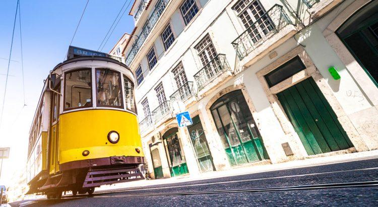 Трамваите – символ на Лисабон