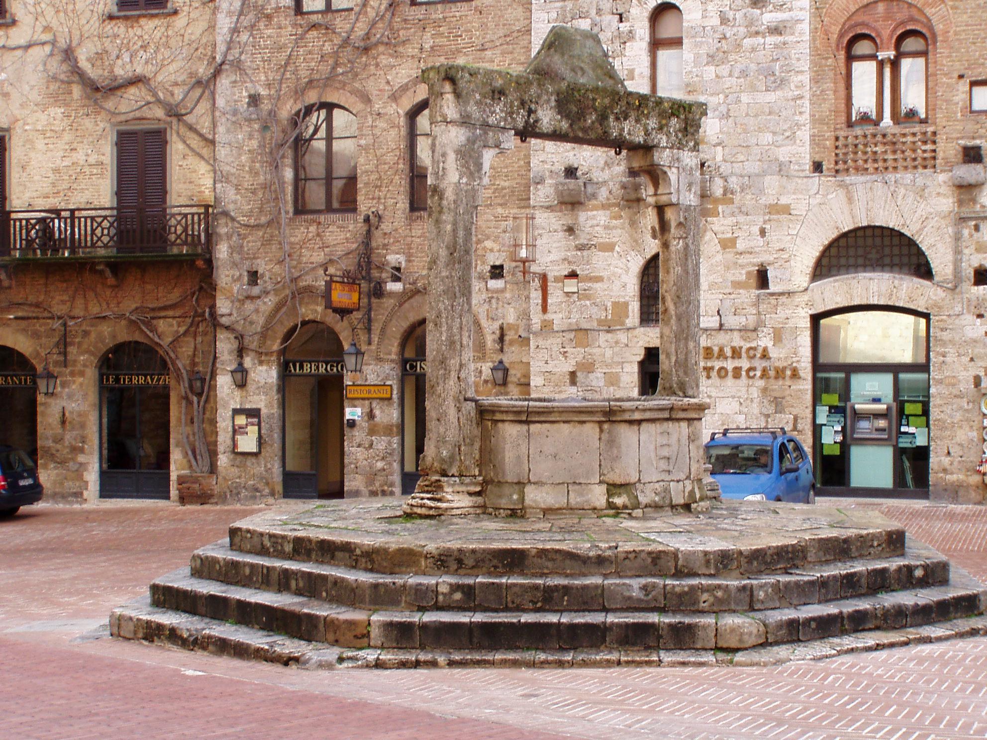 Пиаца делла Цистерна
